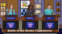 Congratulations Battle of the Books Champions!